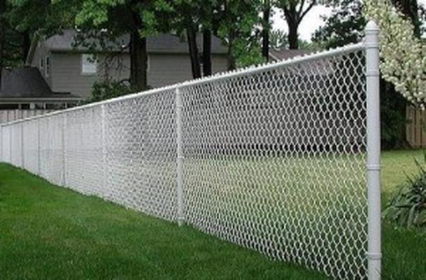 CHAIN LINK FENCING PERIOD!