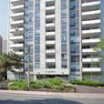 On Isabella Toronto 1BR incl heat hot water Avail. Jun
