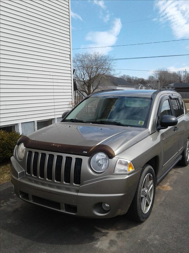 Selling 2008 jeep compass