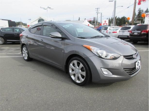 2012 Hyundai Elantra Limited Fully Loaded Navigation