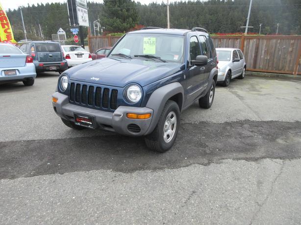 2004 Jeep Liberty 3.7L V6