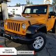 2012 Jeep Wrangler SPORT  - HARDTOP 4X4 MANUAL