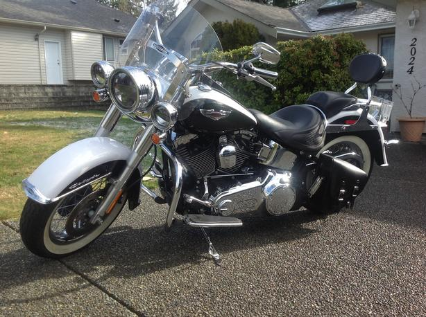 2007 Softtail Deluxe