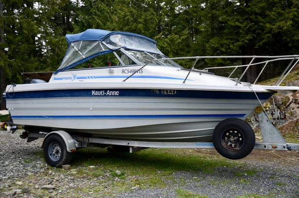  Log In needed $19,000 · 1988 21 foot Bayliner Trophy with cuddy