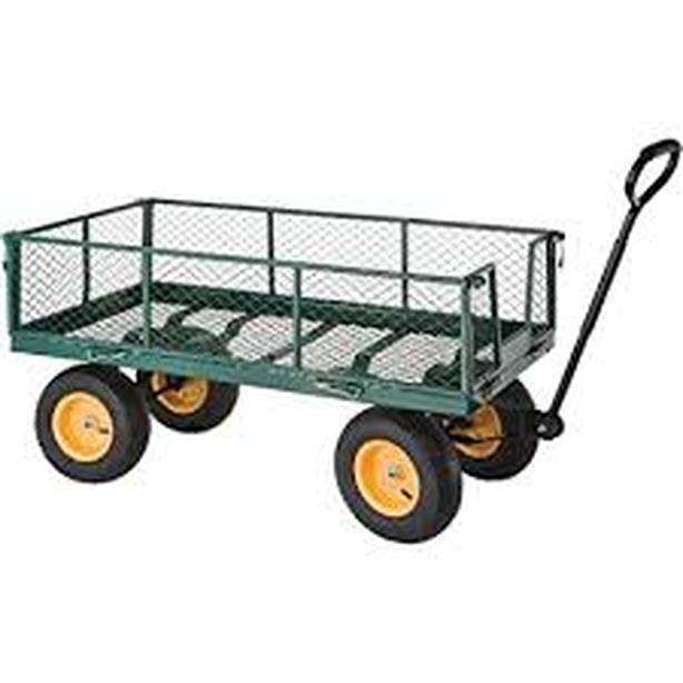 WANTED: Metal Garden Cart