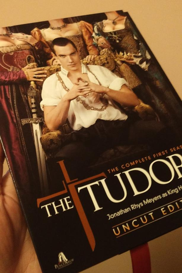 The Tudors: Complete First Season TV uncut boxed set edition