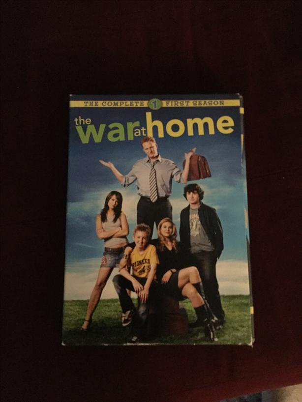 War at home DVD tv show comedy