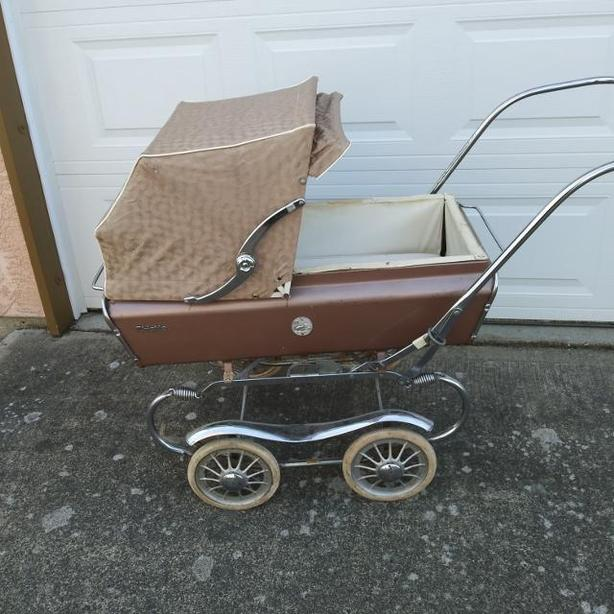 Vintage Carriage Pram 1960s