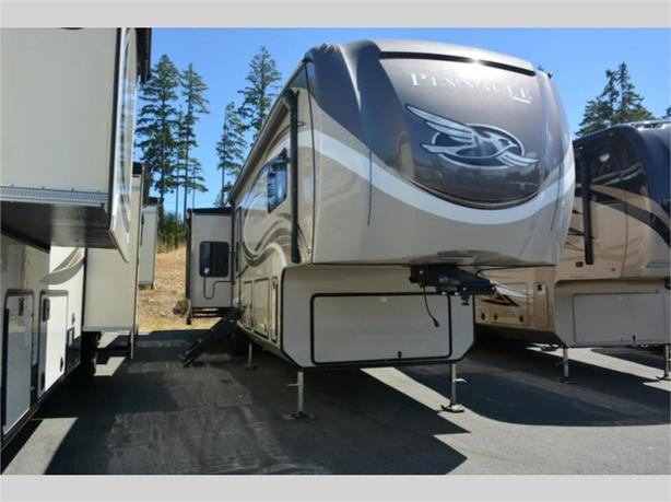 2018 Jayco Pinnacle 37RSTS