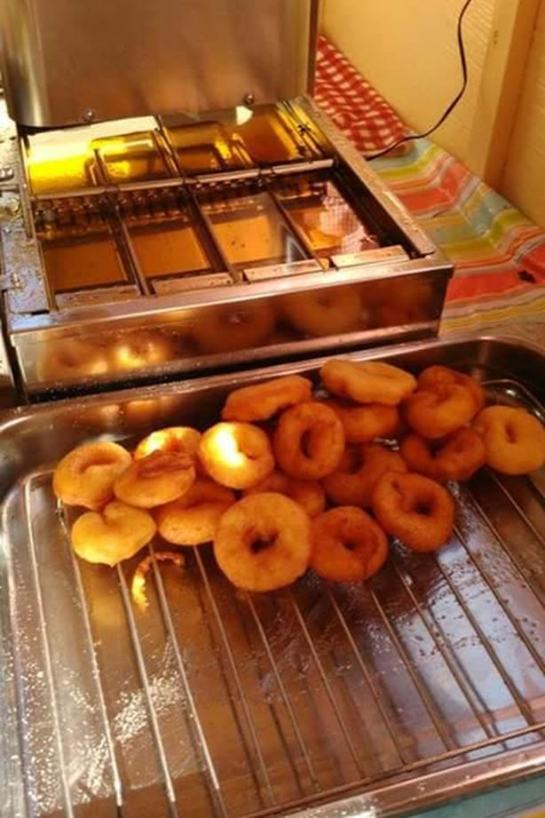 Lightly Used Mini Donut Machine