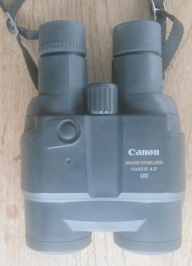 Canon 15x45 IS Image Stabilizer Binoculars