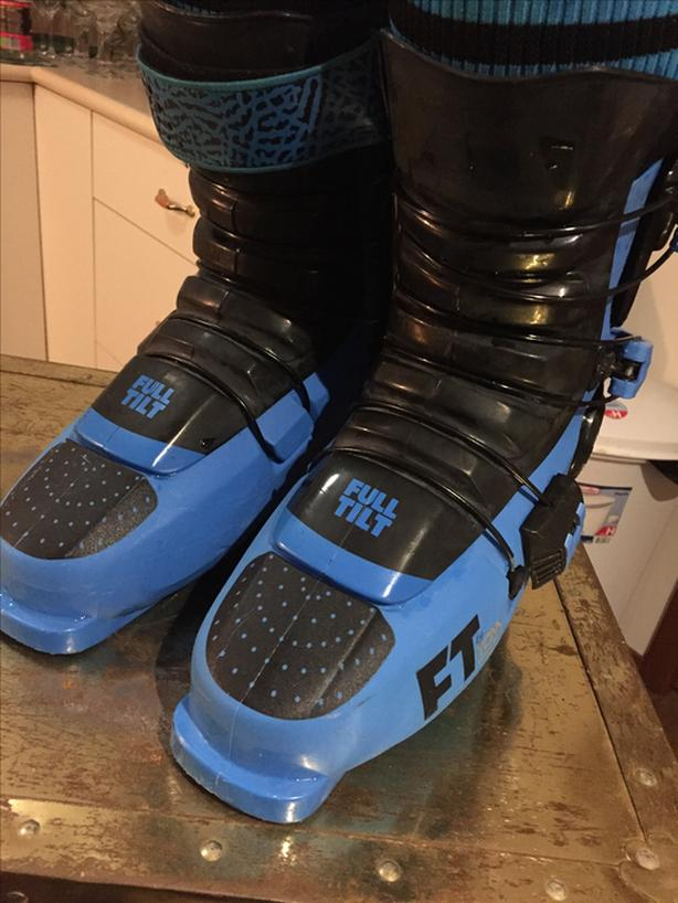 Tom Wallisch Full Tilt Pro Ski Boots