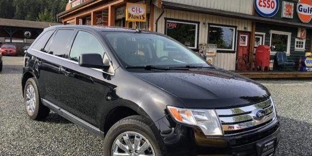 2008 Ford Edge AWD - Limited with Leather, Heated Seats & Double Sunroof