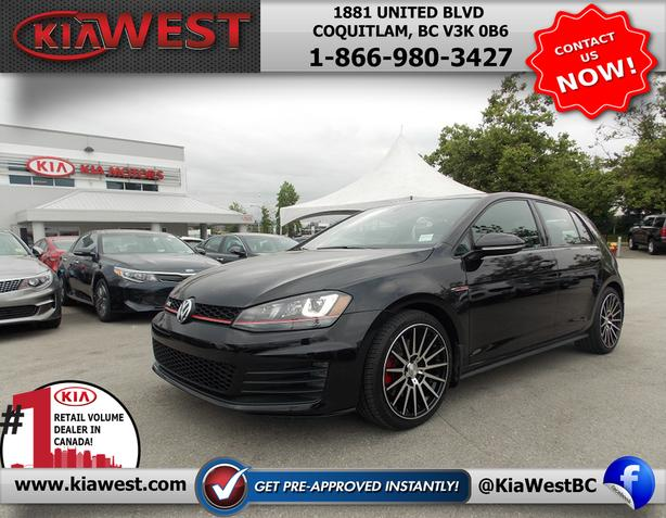 2015 Volkswagen Golf GTI 5 Door