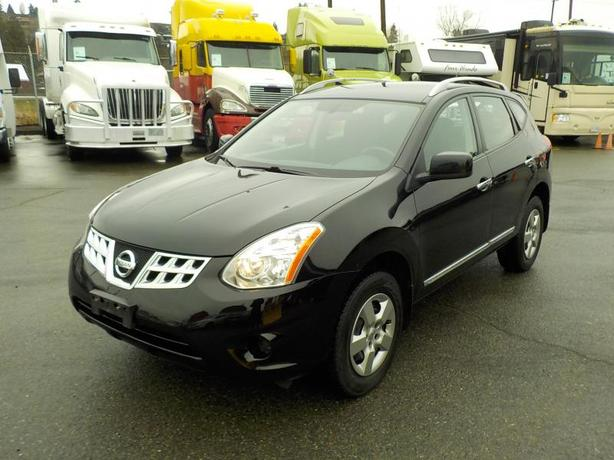 2013 Nissan Rogue AWD (All Wheel Drive)