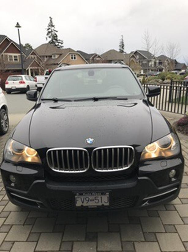 2008 BMW X5 4.8