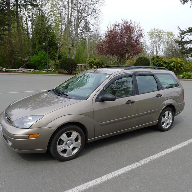 2003 FORD FOCUS ZTW STATION WAGON