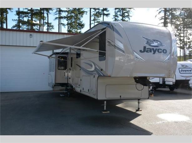 2018 Jayco Eagle 355MBQS