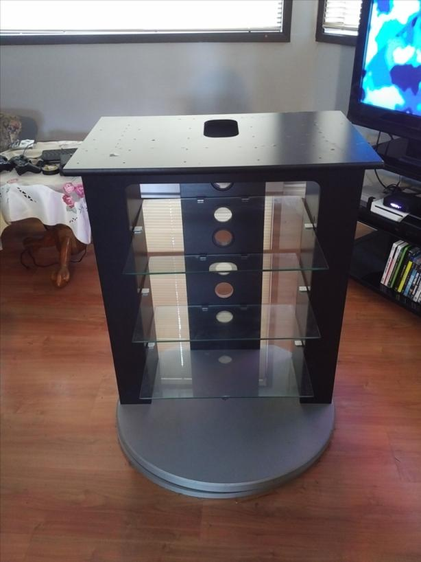 FREE. Swivel tv  stand