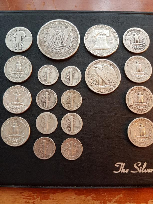 U.S. Silver Coinage