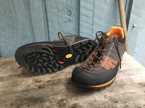 Scarpa Crux Approach shoes mens 12