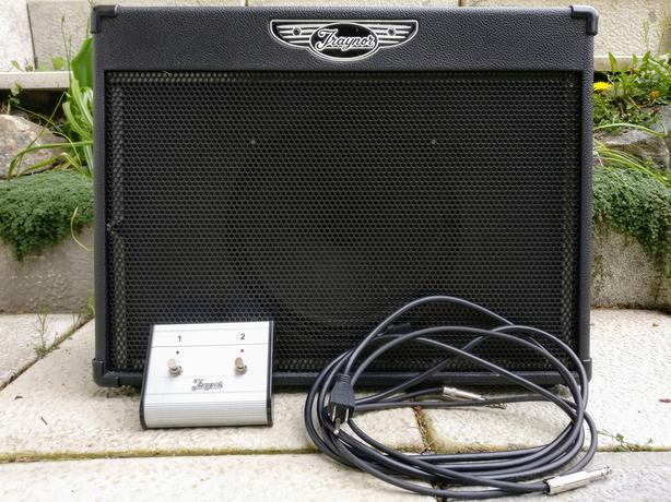 Traynor DynaGain 65 Watt Amp with Footswitch, Reverb and Distortion