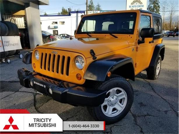2012 Jeep Wrangler SPORT  - HARDTOP 4X4 MANUAL