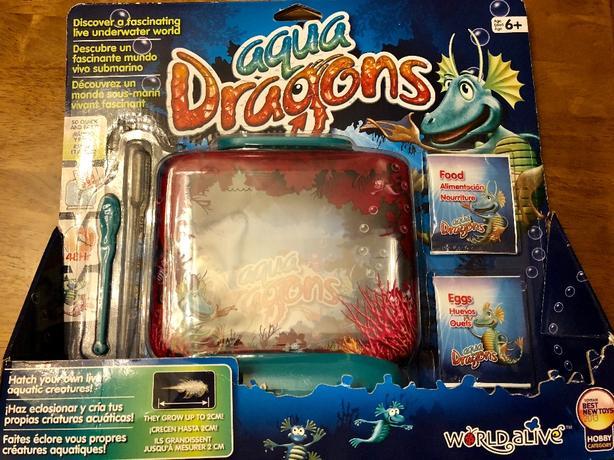 Aqua Dragon set