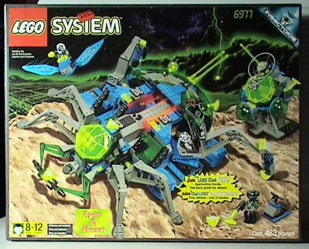WANTED: Lego Insectoids