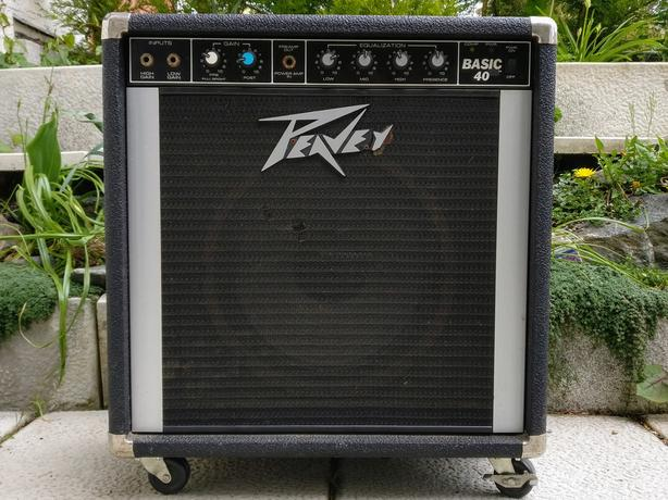 Peavey Basic 40 Watt Bass/Keyboard Combo Amp