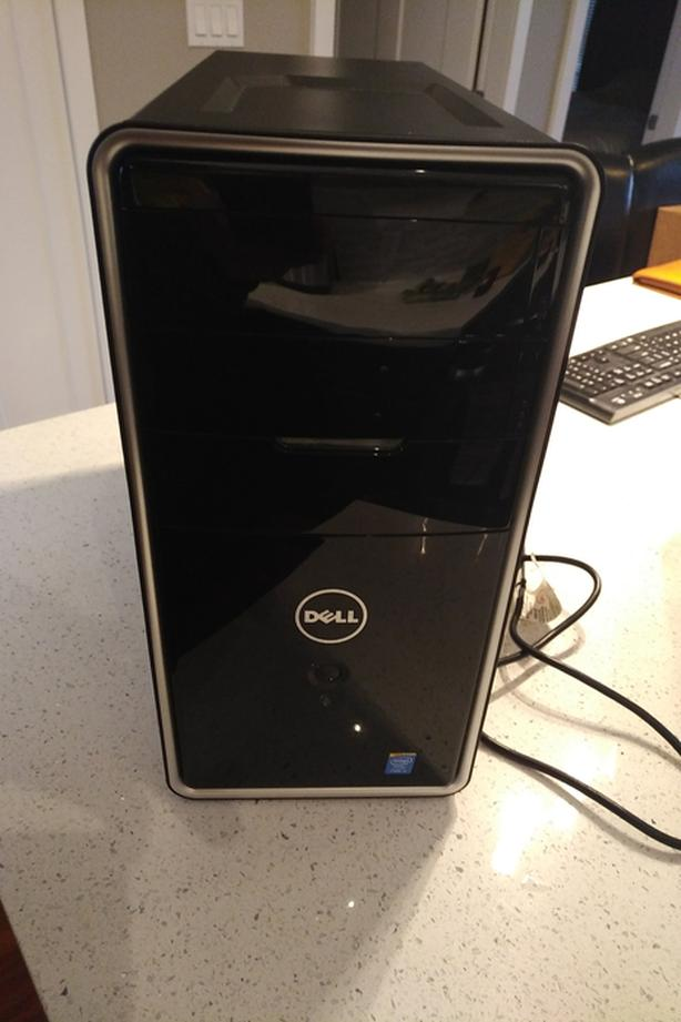 INTEL QUAD CORE DESKTOP - DELL INSPIRON 3847