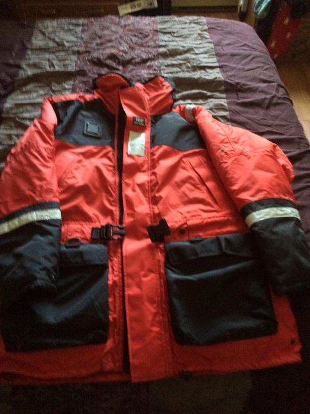 Helly Hanson Flotation Jacket