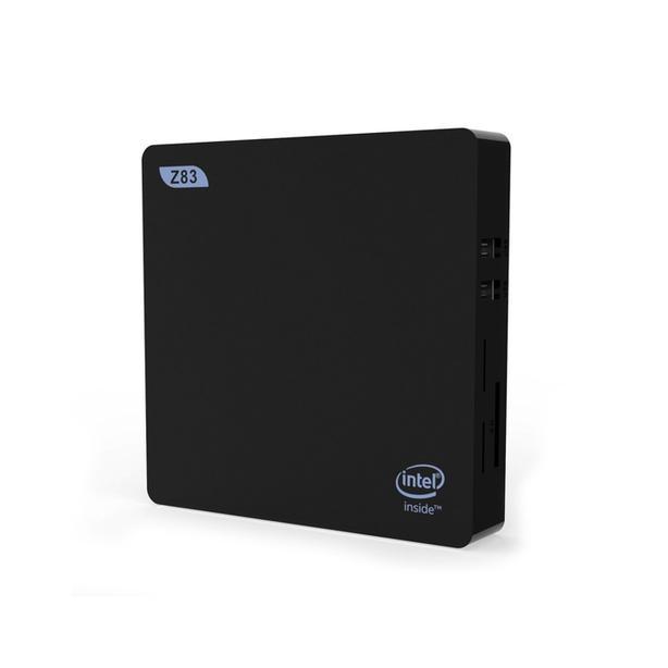 [ 2GB + 32GB ] Mini PC Windows 10 Z83 V Mini Fanless Computer