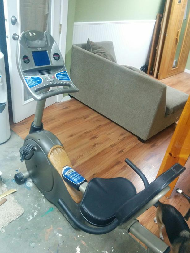 Recumbent  Exercise Bike - Excellent Shape