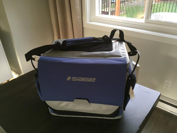 "Sage Waterproof Fly Fishing ""Boat Bag"""