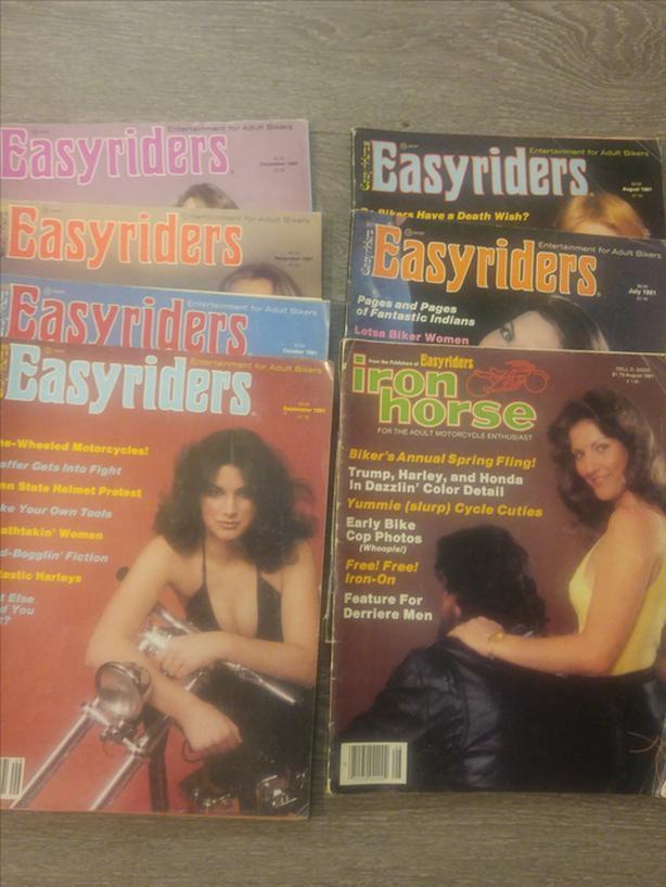 1981 Magazines