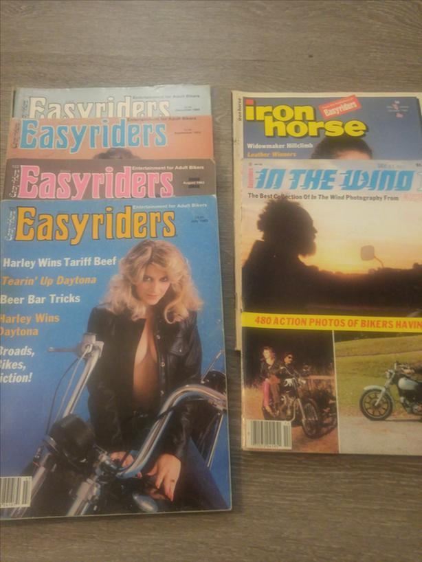 1983 Magazines