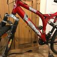 Supercycle Burner Adult Mountain Bike