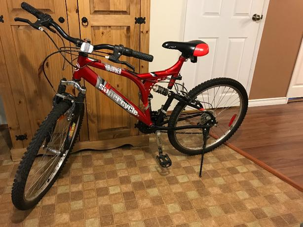 Supercycle Burner Mountain Bike