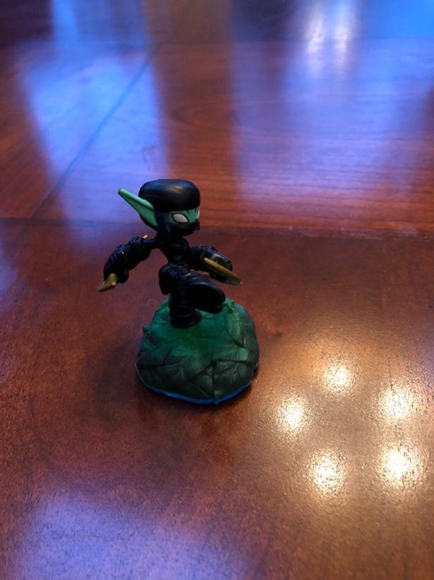 skylanders Ninja Stealth Elf