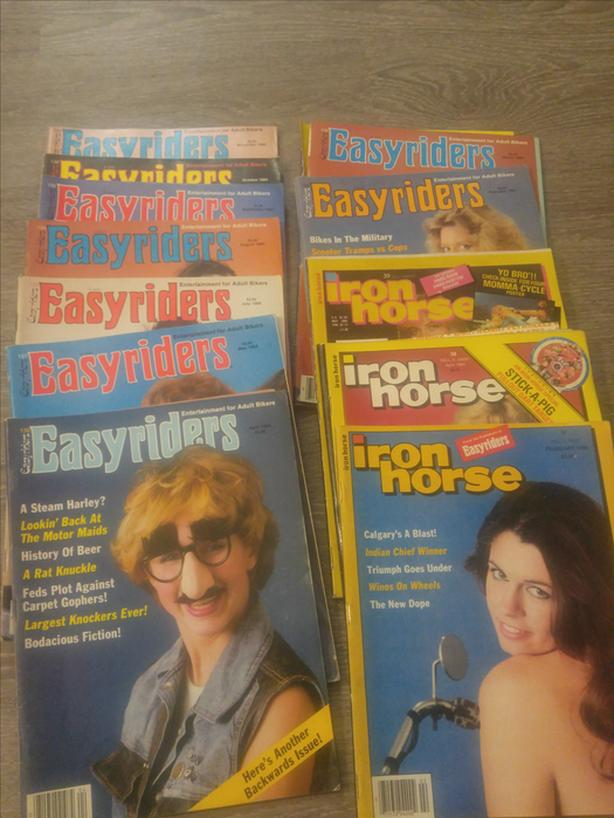 1984 Magazines