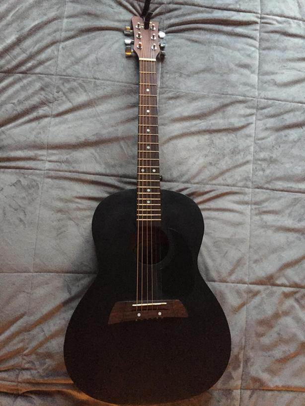 First Act youth size acoustic guitar