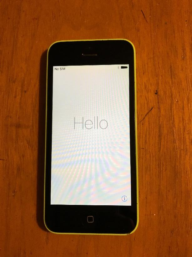 iphone 5c 8g unlocked