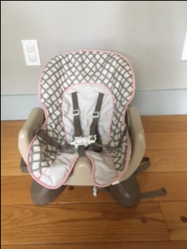 Fisher Price Booster Seat / High Chair