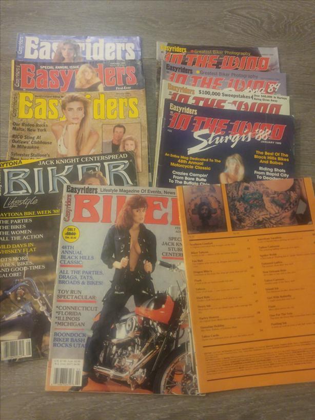 1989 Magazines
