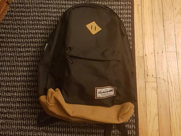 Dakine Detail backpack 27L - won in a contest