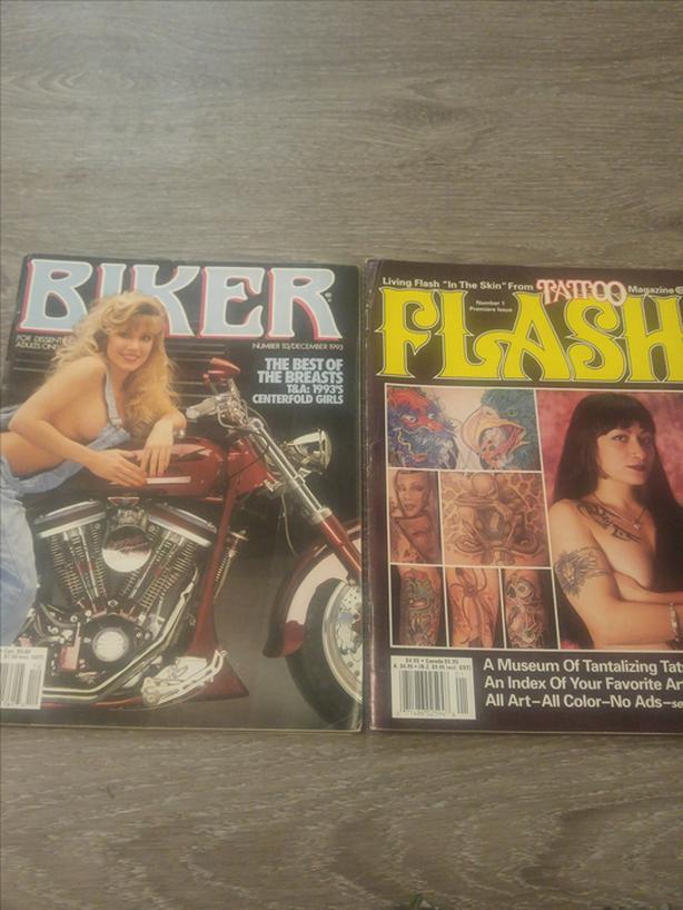 1993 Magazines