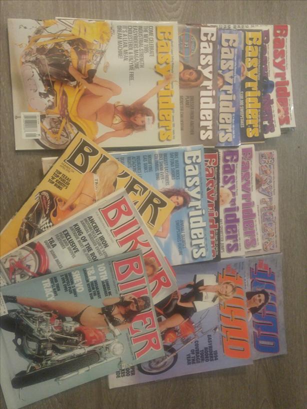 1995 Magazines