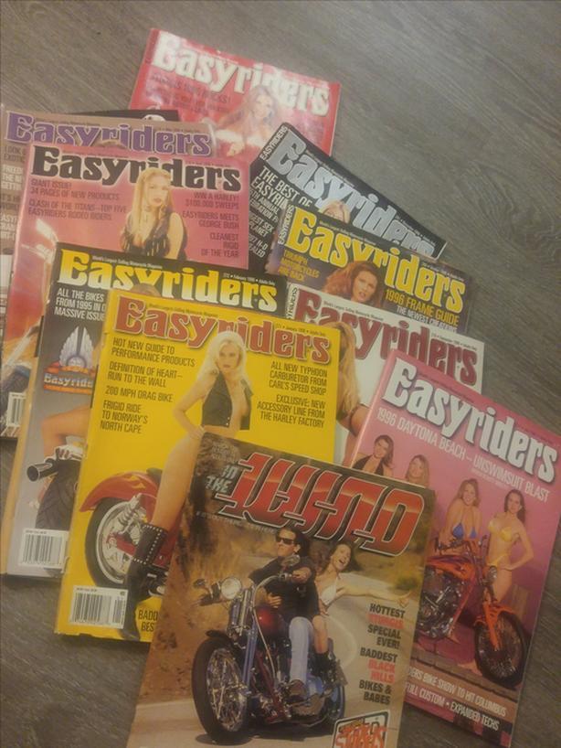 1996 Magazines