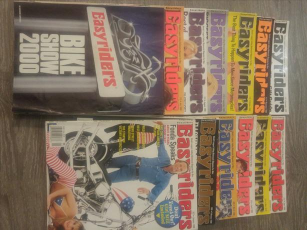 1999 Magazines